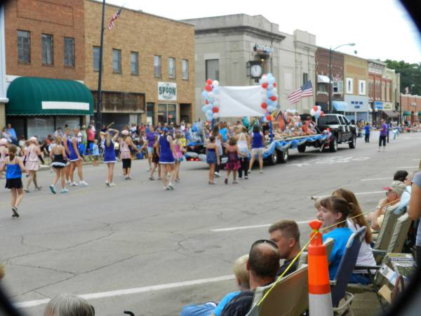 Homestead Parade