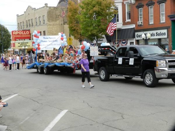 Homestead Parade